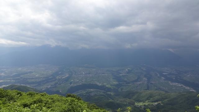 陣馬形山景色1