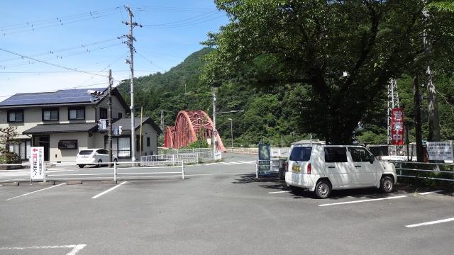 駅近くの浜松市公共駐車場