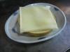 ベーグル(途中チーズ)