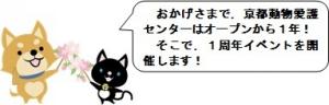 1周年イベント☆