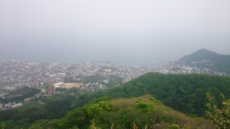 函館山ハイキング2