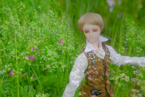 PARABOX、27cmスリム、弥勒ヘッド、メイクカスタム、礼二郎の春のお散歩