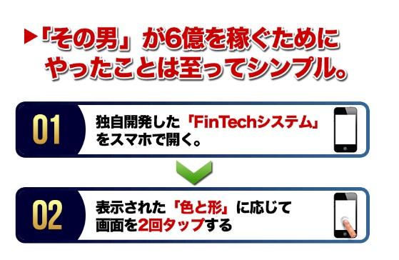 廣岡翔の(FinTech革命内容