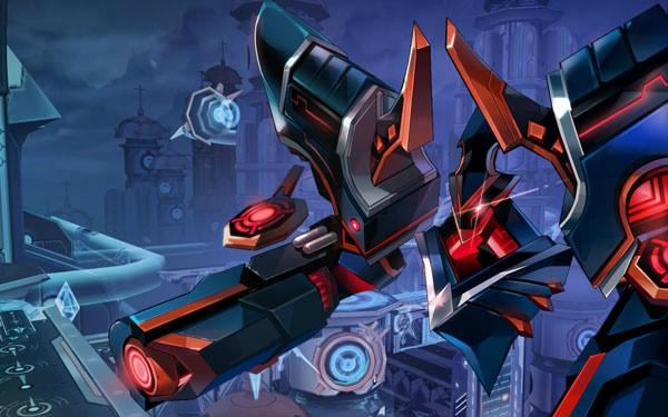 基本プレイ無料のベルトアクションオンラインゲーム『エルソード』 異次元の世界「アトラス」を実装したぞ!!