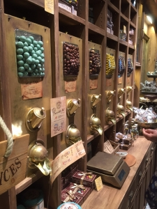 チョコレートボール量り売り