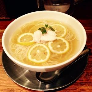 レモン冷し麺