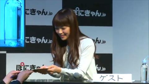 【AnimeJapan2016】 1日目 ぽにきゃんブース「「三森すずこさん」 ステージ