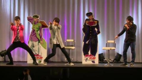 【AnimeJapan2016】「ジョジョの奇妙な冒険 ダイヤモンドは砕けない」放送直前ステー ジ