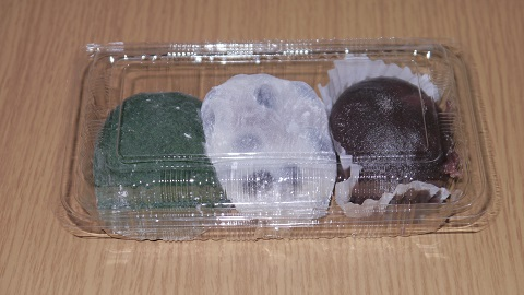 ツルヤ餅菓子舗 (つるやもちがしほ)