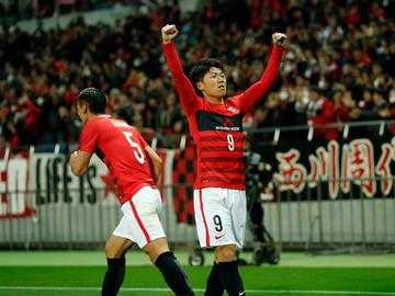 muto goal Urawa Reds 1-0 Evergrande