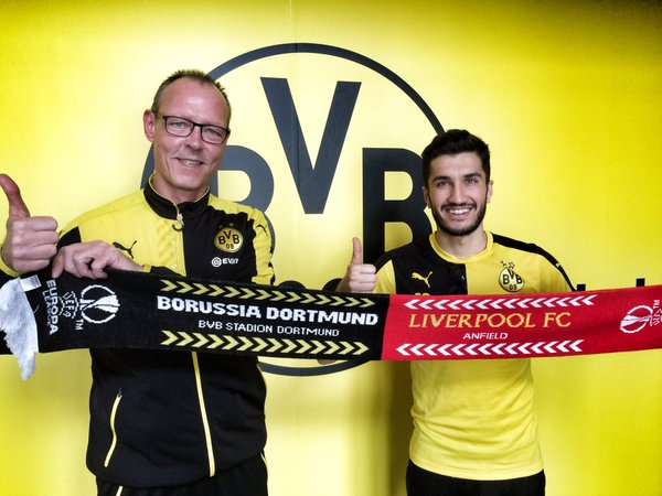 BVB vs Liverpool FC Şahin