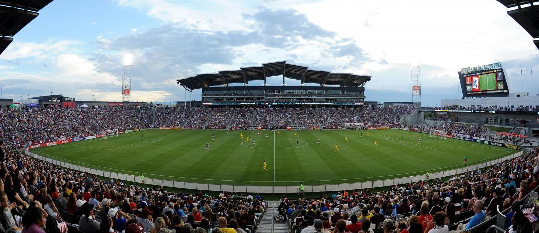 Dick's Sporting Goods Park to host the USWNT and Japan on June 2