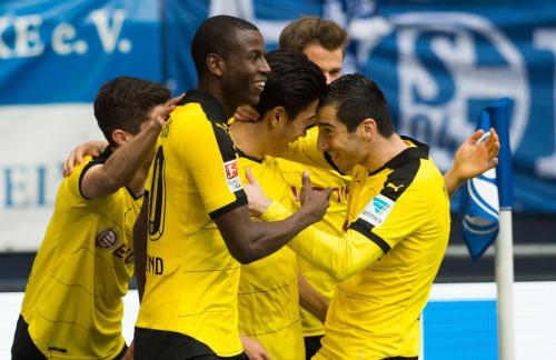 kagawa Schalke killer derbysieger