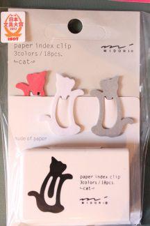 文具大賞猫クリップ
