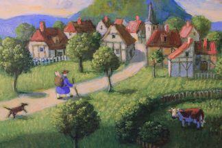 クプクプハイム村
