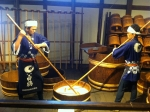 160528 (29)白鶴酒造資料館_酛摺り