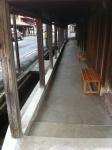 150418 (84)中村亀吉酒造店_こみせ通りのひさし