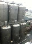 160709①アサヒビール吹田工場 (73)発酵熟成タンク