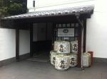 160708 (118)黄桜記念館_中庭入口