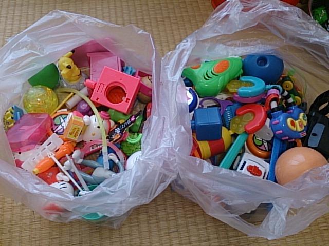 おもちゃの断捨離02