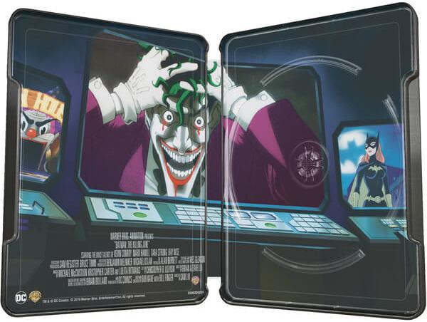 バットマン:キリングジョーク スチールブック
