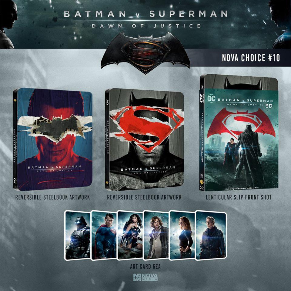 バットマンvsスーパーマン ジャスティスの誕生