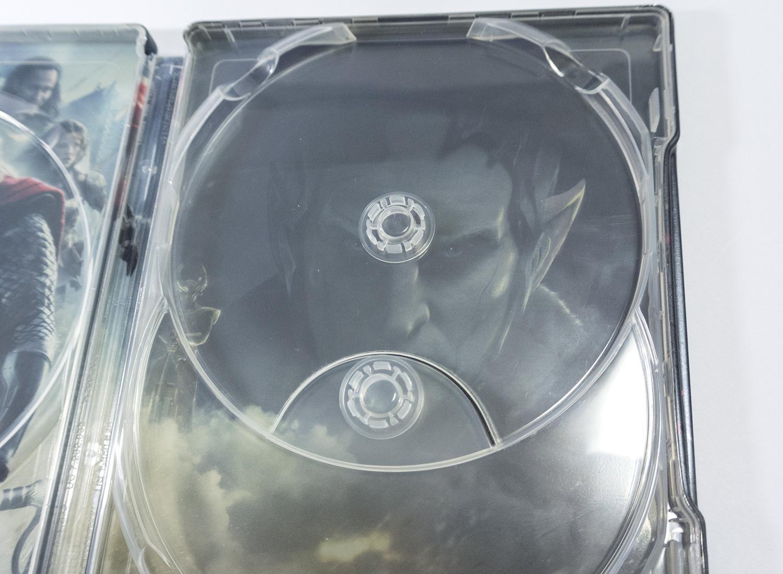 マイティ・ソー/ダーク・ワールド スチールブック