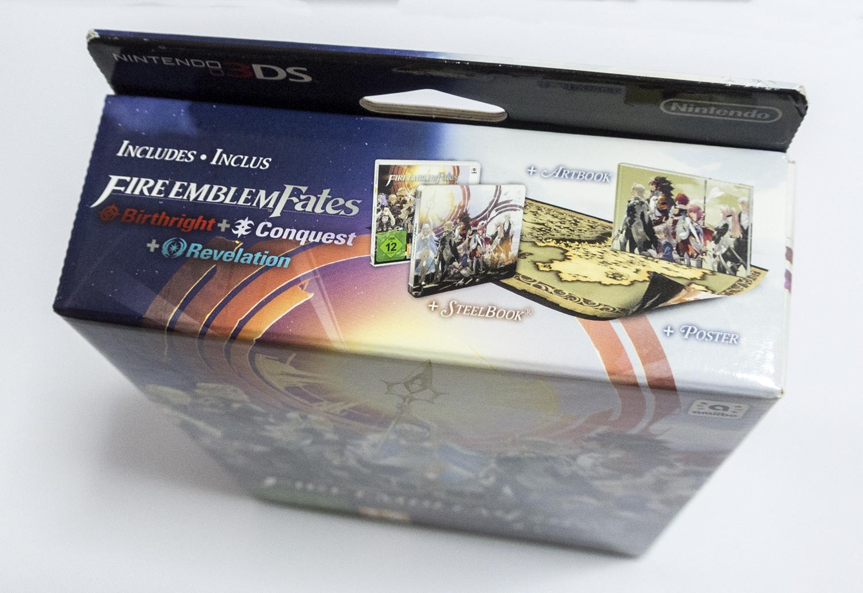 ファイアーエムブレムif SPECIAL EDITION スチールブック