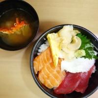 海鮮丼渡辺寿司1