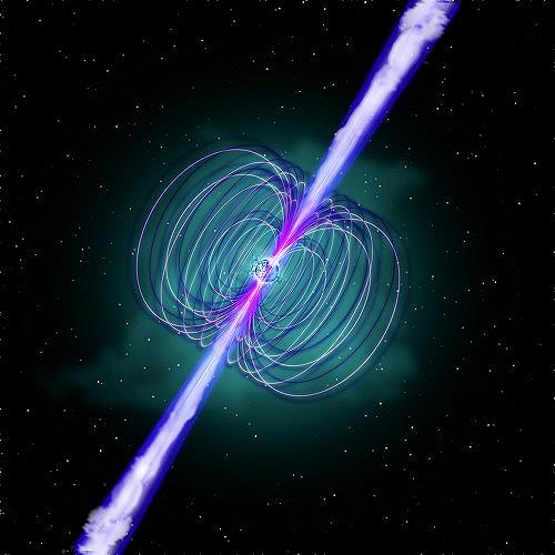 超新星爆発でマグネターが生み出されるとき、その星は銀河よりも明るく輝く