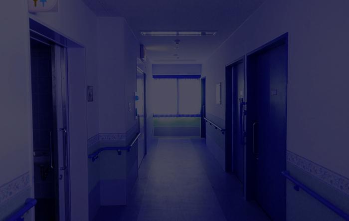 病院の幽霊