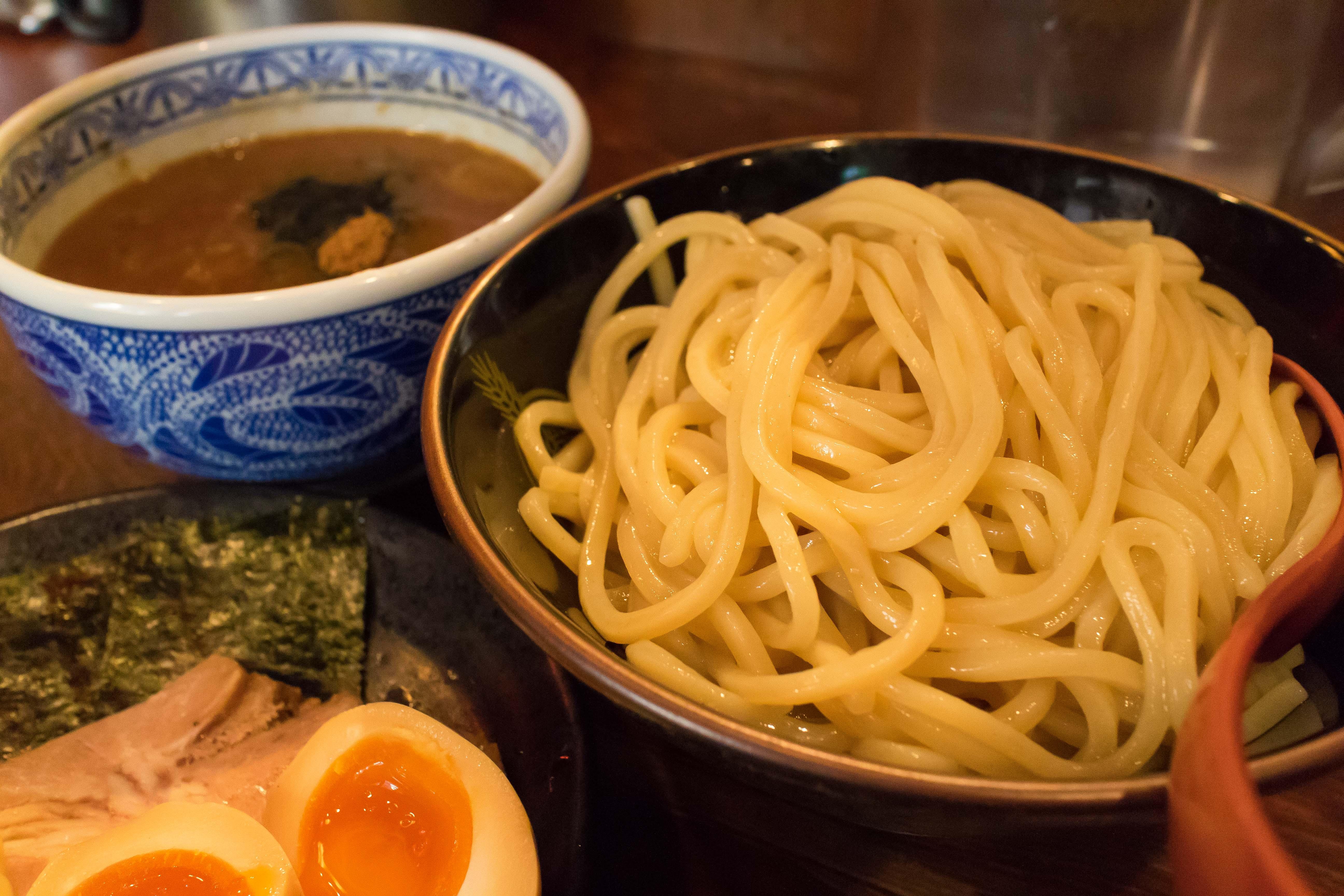 【閉店】三田製麺所 赤坂見附店(4)