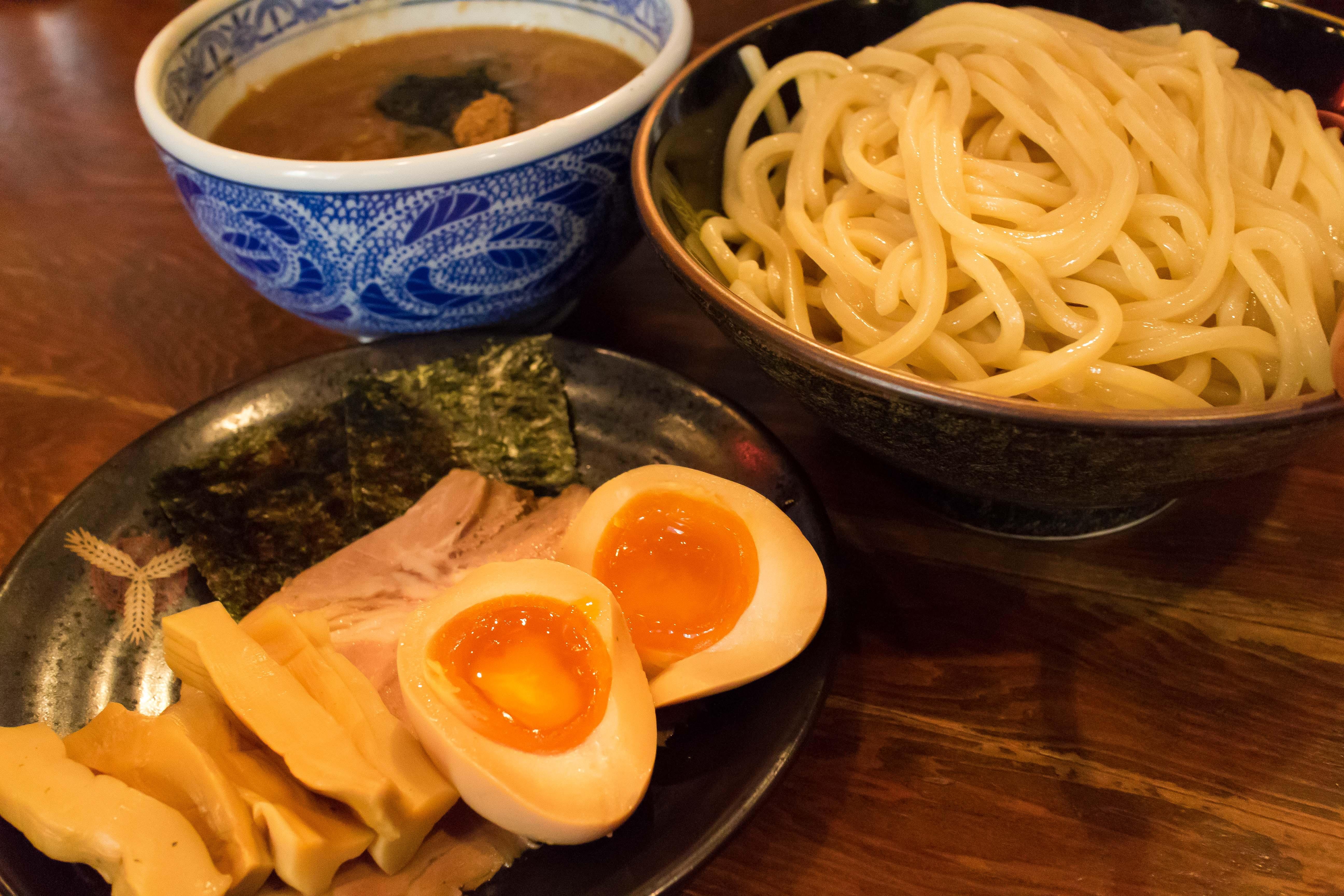 【閉店】三田製麺所 赤坂見附店(1)