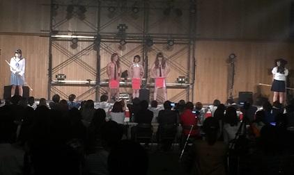 2015 カマコン ステージ