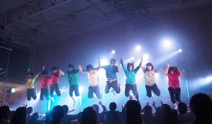 2015 ダンス ステージ