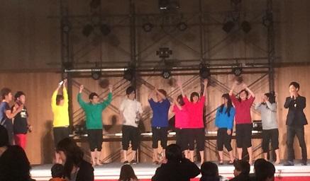 2015 ダンス 3位
