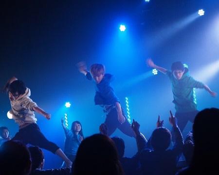 2015 ダンス 男子