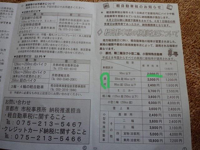 16,5 税 (3)