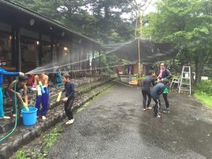 29自然塾7月水遊び