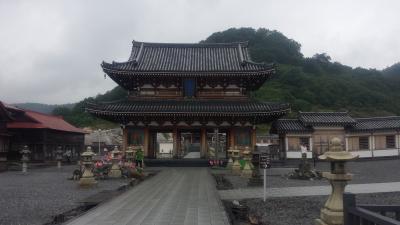 恐山地蔵殿