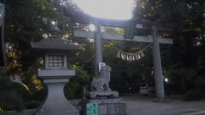 駒形神社・鳥居