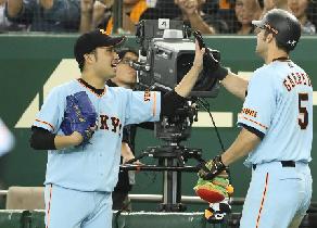 【巨人】今村信貴が2勝目、強気の内角攻めで7回1失点「勝ててよかった」