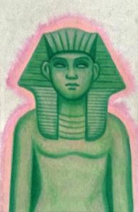 エジプト古王国時代の貴族 (195x300)