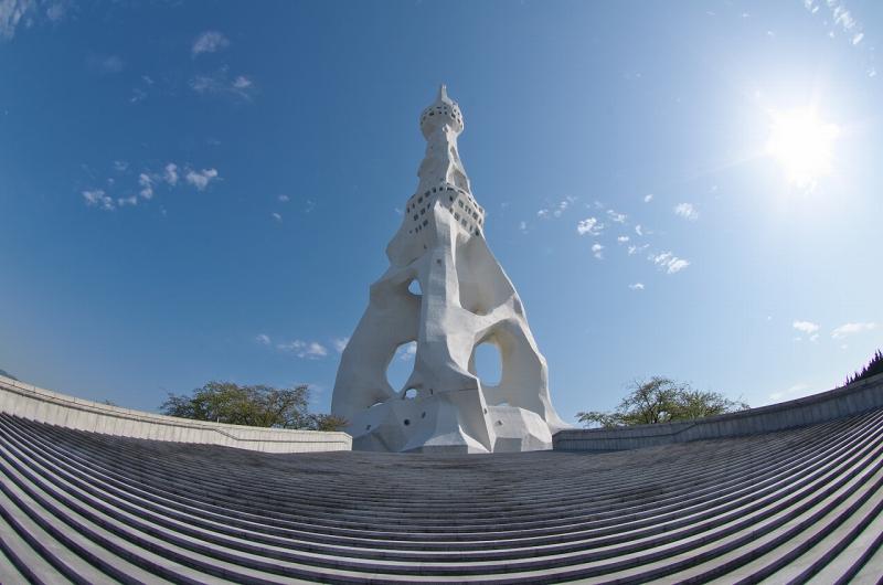 PLの塔 超宗派万国戦争犠牲者慰霊大平和祈念塔