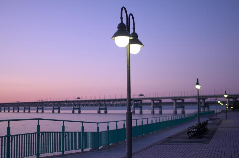りんくう公園 夕景