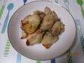 塩こうじの鶏カラ1