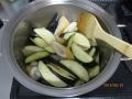 ナスとチクワの煮物4