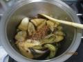 ナスとチクワの煮物6