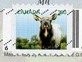 切手4  カナダ