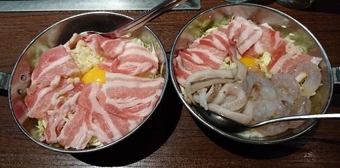 風月 豚玉 桜咲くセット お好み焼き